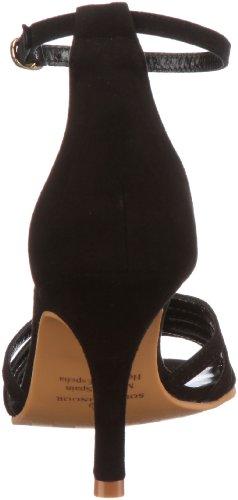 Sofie Schnoor S121651, Damen Sandalen/Fashion-Sandalen Schwarz (Black)