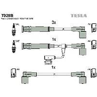 Tesla T028B Juego de cables de encendido