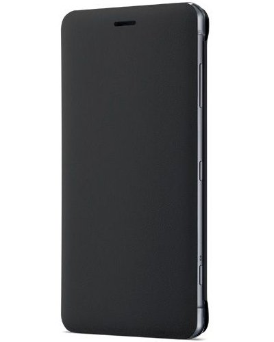 Image of Sony 1312-4414 Style Cover Stand SCSH50 für Xperia XZ2 Compact Schwarz