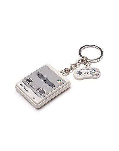 SNES Mini inkl. Controller - Schlüsselanhänger | Offizielles Merchandise von ()