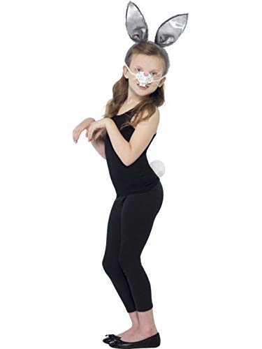 Halloweenia - Kostüm Accessoires Zubehör Kinder Hasen