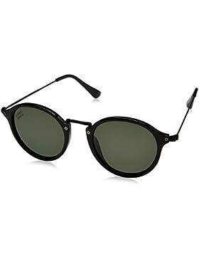D. Franklin Roller, Gafas de Sol Unisex, Verde, 49