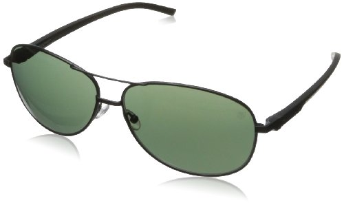Tag Heuer Automatic884301 Aviator Sunglasses,Black,62 mm