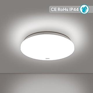 LED Deckenleuchte Modern Deckenlampe 12W Weiß 4500K Ø20cm 1340lm 120° Aglaia LED Deckenleuchte für Schlafzimmer, Küche, Flur