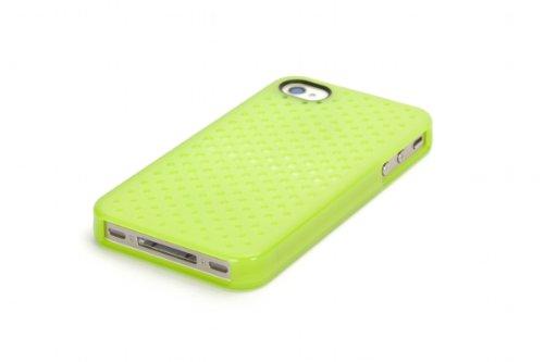 Griffin iClear Air Case für Apple iPhone 4S acid grün Iclear Air
