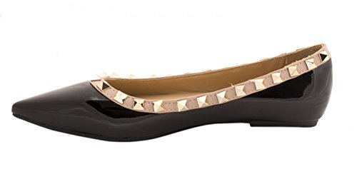 Elara - Pantofole Donna Nero (nero)