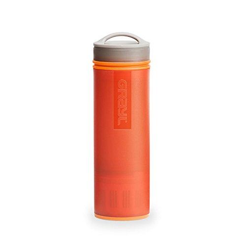 GRAYL Inc. Ultralight Water Purifier [+ Filter] Bottle