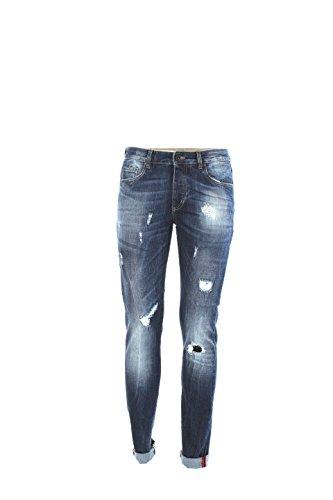 Jeans Uomo No Lab 31 Denim A16pnup501otlb046b Autunno Inverno 2016/17