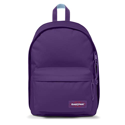 Eastpak Out of Office Sac à Dos Loisir, 44 cm, 27 liters, Violet (Blakout Prankish)