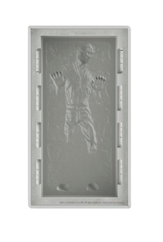 Kotobukiya Star Wars: Han Solo in Carbonite DX Silicon Ice Tray