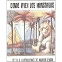 Donde Viven Los Monstruos/Where the Wild Things Are