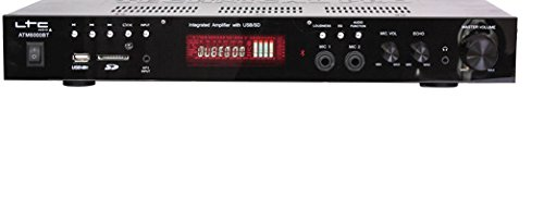 LTC Audio ATM6000BT - Amplificador HiFi Bluetooth