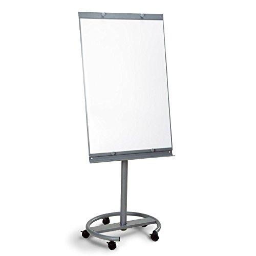 Master of Boards® Flipchart Ultra Vision, stufenlos höhenverstellbar, mit Seitenarmen
