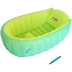 Vasca Da Bagno Per Bambini Grandi.Vasca Da Bagno Gonfiabile Per Bambini Benessere E Igiene Al Top