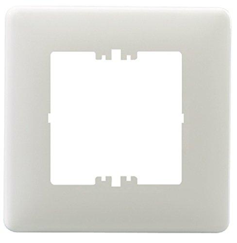 Homefibre AP RW Abdeckplatte rein weiß Digital-audio-kabel Ap