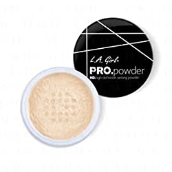 L.A.Girl HD PRO Setting Powder Banana Yellow GPP-920,