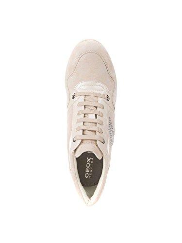 Geox D5454A 021HI Sneakers Donna Beige