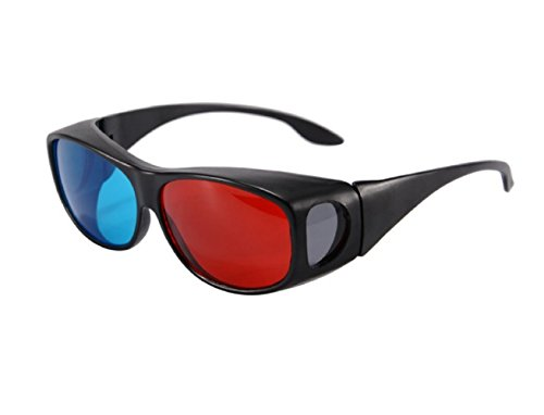 Inception Pro Infinite Anaglyphen 3D-Brille Vision Of Very High Quality TV Filme Spiele Für Unisex Mann einer Frau,