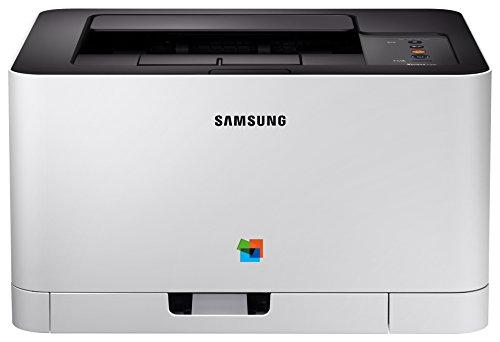 Samsung Xpress SL-C430 - Impresora láser (2400 x 600 DPI, 20000 páginas por mes, SPL-C, 18 ppm, 4 ppm, 14 s)