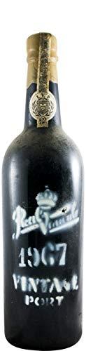1967 Real Vinícola Vintage Port (pyrograph bottle)
