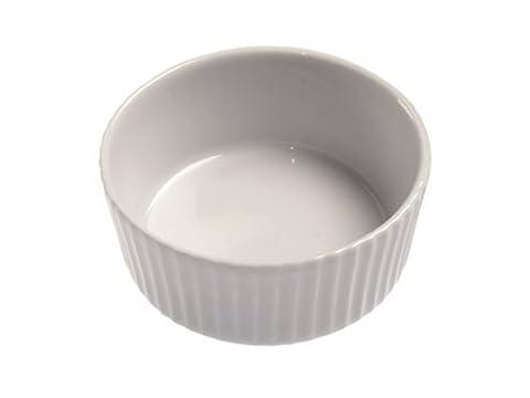 Revol cg367miniature petit plat à quatre, blanc (Lot de 6)