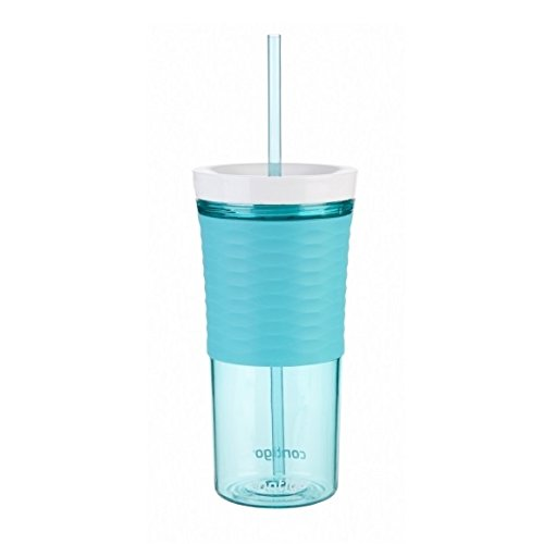 Contigo Trinkflasche Shake and Go Ocean Blue 540 ml