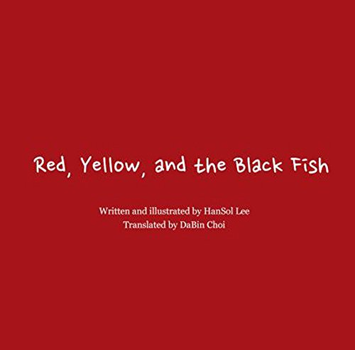 red-yellow-and-the-black-fish-baby-cognitive-storybook-10-kokili-english-edition