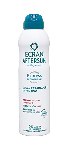 Ecran Aftersun - Spray reparador intensivo
