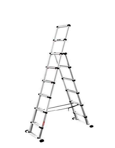 Telesteps 60623 Teleskop Kombileiter 2,3 Mtr.