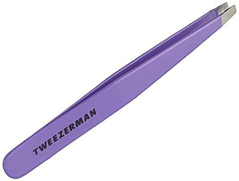 Tweezerman Pinzette, schräg, verschiedene Farben