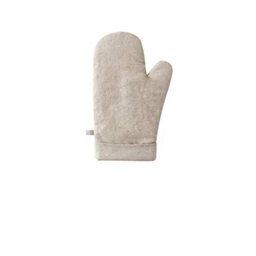 HYL0 Mikrowelle Isolierung Anti-Hot Handschuhe Backofen Backen Spezialhandschuhe Verdicken Küchenbedarf ZZBiao
