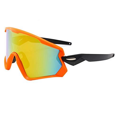 CAR-TOBBY 2019 Cycling Glasses Mountain Bicycle Road Bike Sport Sunglasses Mens Cycling Eyewear Sunglasses(H03)