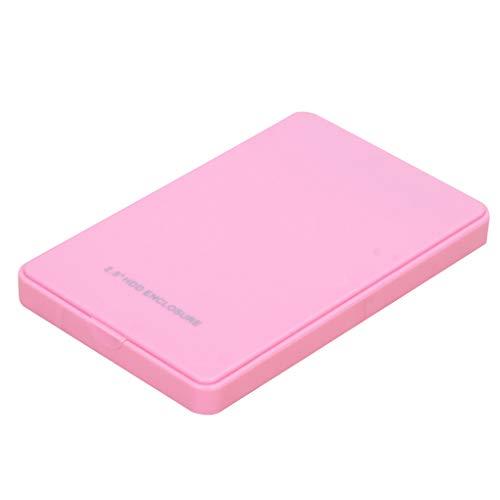 "Preisvergleich Produktbild Meisijia 2.5"" USB 2.0 SATA HD Box 1TB HDD Festplatte Externes Gehäuse Fall Unterstützung bis zu 2 TB Datenübertragung Backup Tool PC"