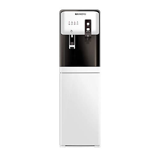 Instant Hot Water Dispenser 5 Gallonen, Bottom Loading Water Cooler Dispenser, Heiß- und Kaltwasserspender 3 Sekunden schnelle Hitze, Kindersicherheitsschloss (Farbe : Silber) - Hot Filter Wasserspender