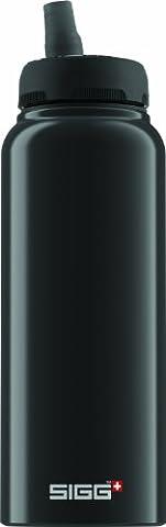 Sigg Trinkflasche Nat, Schwarz, 0.4 Liter, 8379.9