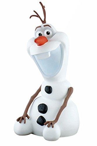 Bullyland 12104 - Spardose - Walt Disney Die Eiskönigin, völlig unverfroren - Olaf, ca. 24 cm