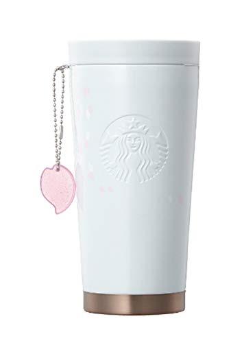 Starbucks Cherry Blossom Elma Trinkglas, Edelstahl, 454 ml -