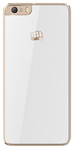 Micromax Canvas Knight 2 E471 (White-Champagne, 16GB)