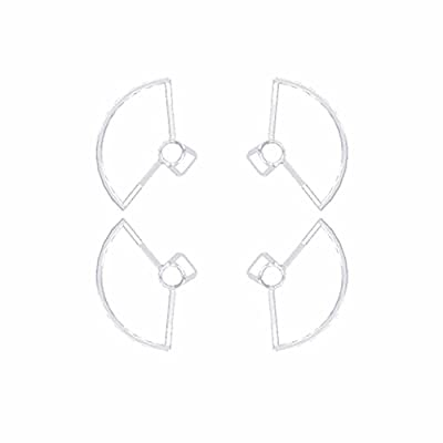 Hensych® 4 pcs Protective Guard Propeller Guards for DJI Spark Drone