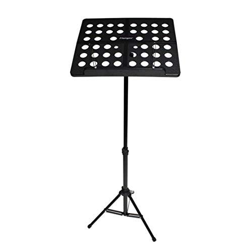 Candybarbar Flanger FL-05R Aluminiumlegierung Klapp Notenständer Stativhalter Musikinstrument Mit Tragetasche