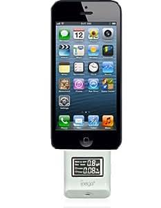 Ethylotest Ipega iPhone 5 coloris blanc