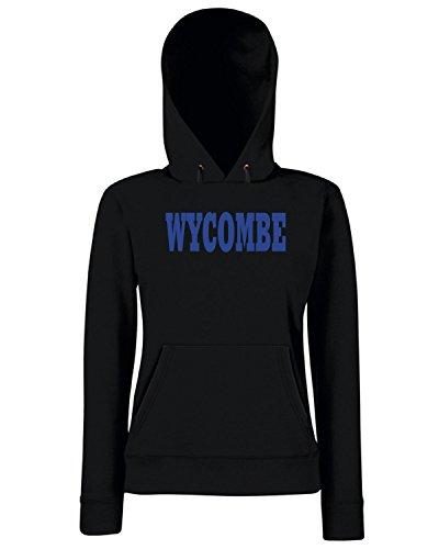 T-Shirtshock - Sweats a capuche Femme WC0758 WYCOMBE Noir