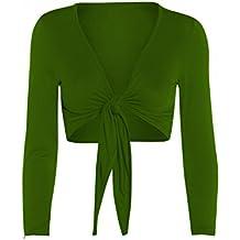 Para atar para mujer boleros de nudo de FUSTA pantalón corto traje de neopreno para mujer chaqueta Toreras en la parte superior y patrones para coser 8-22