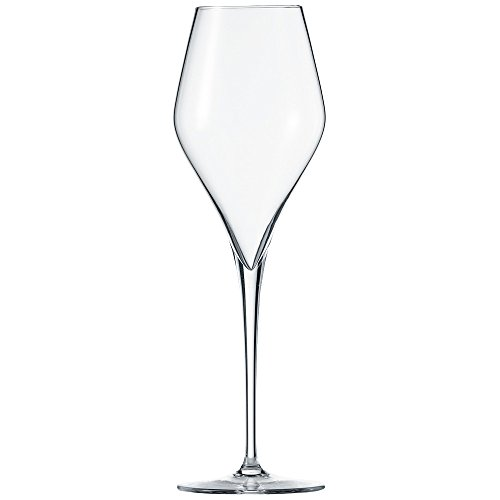 Schott Zwiesel Finesse 6-teiliges Champagnerglas Set Sektglas, Glas, transparent 24.5 x 17