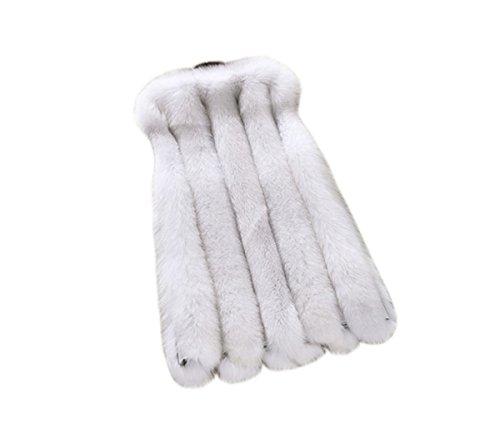AOURI - Manteau sans manche - Femme Blanc