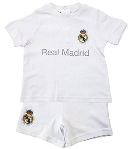 Real Madrid Oficial, Unisex, Official, 2-3 años