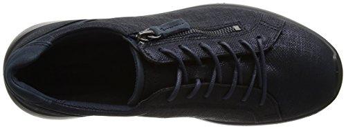 Ecco Damen Soft 5 Sneaker Blau (Marine/Navy)