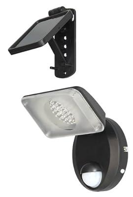 Ranex LED Solar Wandleuchte mit Bewegungsmelder 5000.426 von Ranex auf Lampenhans.de