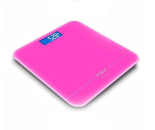 JMQ Waage Bluetooth Fettwaage Gesundheit Skala Menschliche Waage Haushalt Elektronische Waage Bmi Bluetooth Intelligente Elektronische Waage , Pink
