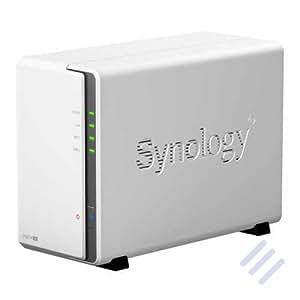 Synology DS214se 2x SATA 800 MHz Bundle mit 2x 1000GB